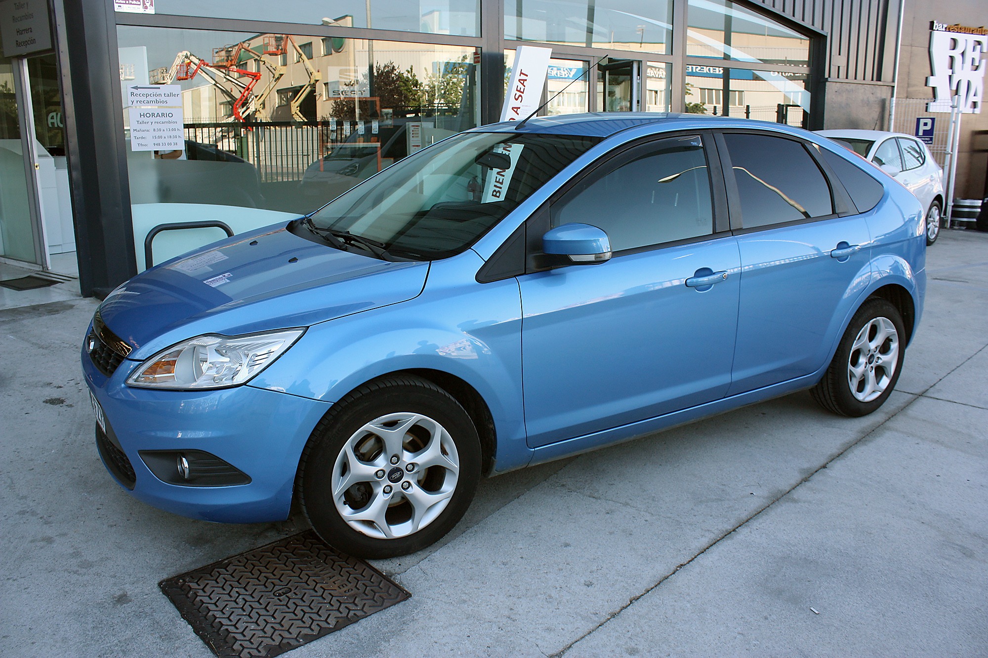 FORD Focus lateral